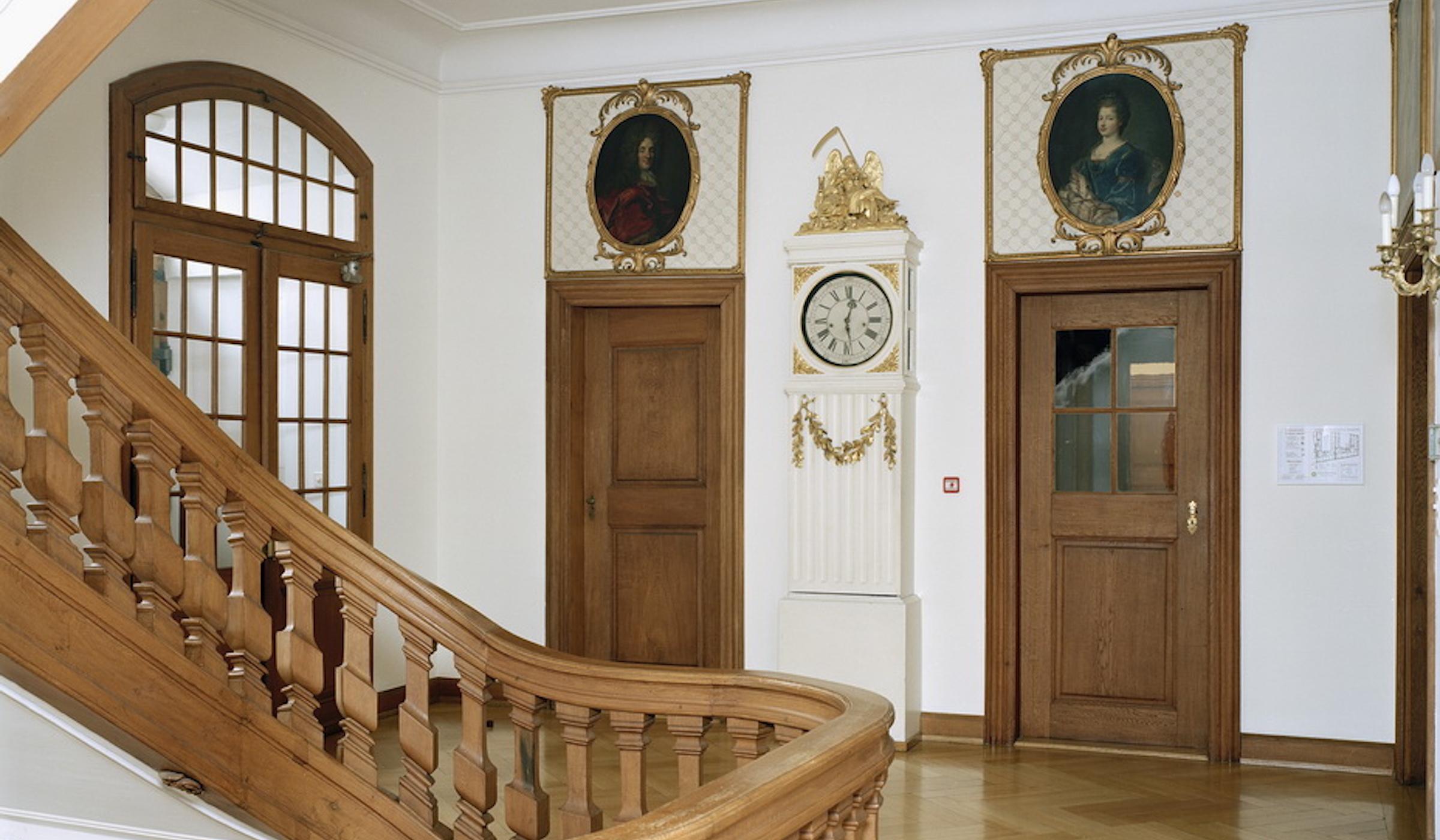 Blaues und Weisses Haus - Open House Basel 2018
